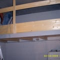 realizzazione di soppalco portante all'interno del garag