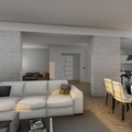 Rendering salotto 2