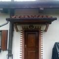 Restauro di facciate di abitazioni private