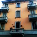 Restauro facciata, Via Vela - Milano