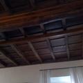 Restauro soffitto in legno - dopo
