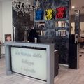 restyling front/office salone da parucchiere