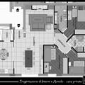 ridistribuzione interna appartamento