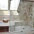 Rifacimento bagno con Box doccia
