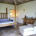 ristrutturazione b&B Bevagna : particolare camera da letto