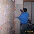 ristrutturazione bagno in edificio prefabbricato anni 60