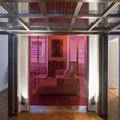 Interior design - ristrutturazione ed arredamento di un appartamento in una torre del 300 - L'ingresso