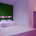 Interior design - ristrutturazione ed arredamento di un appartamento in una torre del 300 - La suite