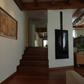 Ristrutturazione di villa unifamiliare con progettazione di arredi interni