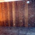 Rivestimento in legno bio uso boiserie