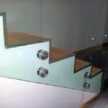rivestimento scala con plank 190 rovere spazzolato naturplus
