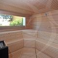 Sauna Finlandese in Hemlock