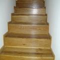 scala artigianale in legno