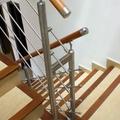 scala in acciaio inox