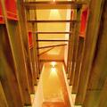 scale, legno, mobile su misura