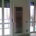serramenti in alluminio bicolore