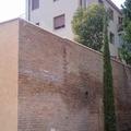 Sistemazione muro in mattoni