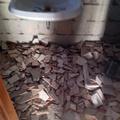Smantellamento bagno