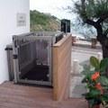 Soluzione personalizzata con rivestimento in legno 2