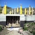 Struttura per condominio con tre elevazioni fuori terra