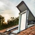 Tapparella esterna per finestre per tetti Roto