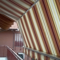 Tenda da sole Marcesa (bracci estensibili doppia pendenza) Torino Chieri www.mftendedasoletorino.it
