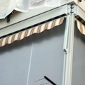 Tenda veranda con cassonetto Torino Chieri www.mftendedasoletorino.it