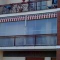 Tenda veranda doppio rullo estiva e invernale www.mftendedasoletorino.it