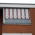 Tenda veranda Torino senza bracci www.mftendedasoletorino.it