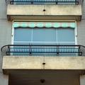 Tenda veranda vista esterna www.tendedasoleachieri.it