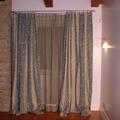 tende e controtende in lino