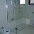 Trasformazione vasca in doccia (box doccia solo vetro)