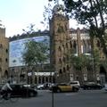 Trasloco in Spagna fronte la Plaza de Toros