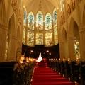 Vetrate per cattedrale giapponese di Yokohama