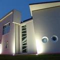 Centro polifunzionale Pacengo - Vista notturna