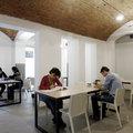 Zona Studio collettivo-Residenza San Vitale-Bologna