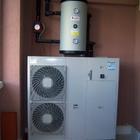Impianto Idronico DAIKIN a pompa di calore