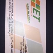 Distributori Marazzi - ET ENERGY