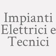 Logo Impianti Elettrici e Tecnici_135307