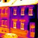 Diagnosi con termocamera a infrarossi - Facciata1