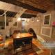 Appartamento di piccole dimensioni_edificio storico nelle Langhe_living