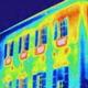 Diagnosi con termocamera a infrarossi - Facciata2