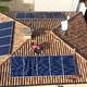 impianto fotovoltaico a 3 falde