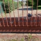 Ripristino verniciatura cancellone carraio