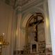 Altare del Crocifisso nella chiesa Santa Maria del SS. Rosario