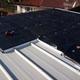 ancoraggio pannelli su tetto grecato