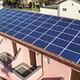 Impianto fotovoltaico su residence