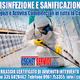 Disinfezione e sanificazione attività commerciali