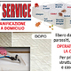 Lavaggio e sanificazione di materassi