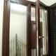 Finestra legno-alluminio taglio termico